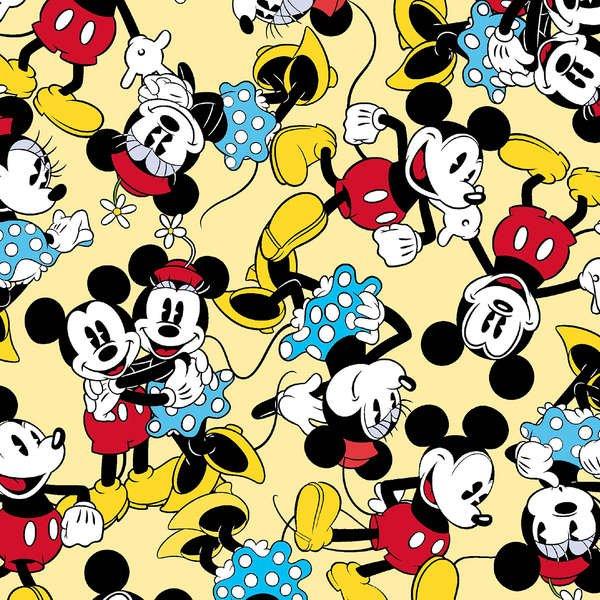 Mickey & Minne Togetherness
