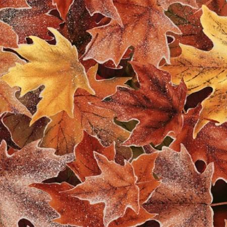 Golden Maple - Raw Sienna