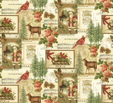 Christmas Memories - Patchwork