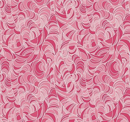 Lilyanne - Pink Ripple