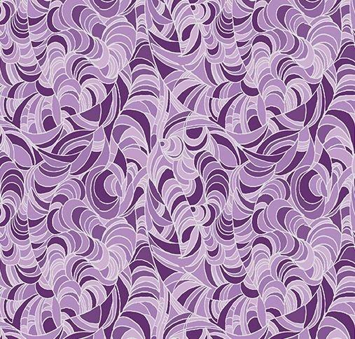 Lilyanne - Purple Ripple