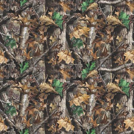 Realtree Camouflage Flannel