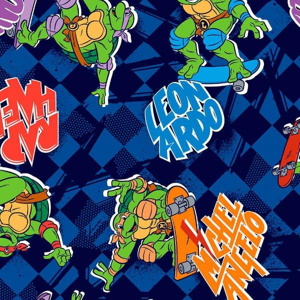 Teenage Mutant Ninja Turtles  Skatin' Toss