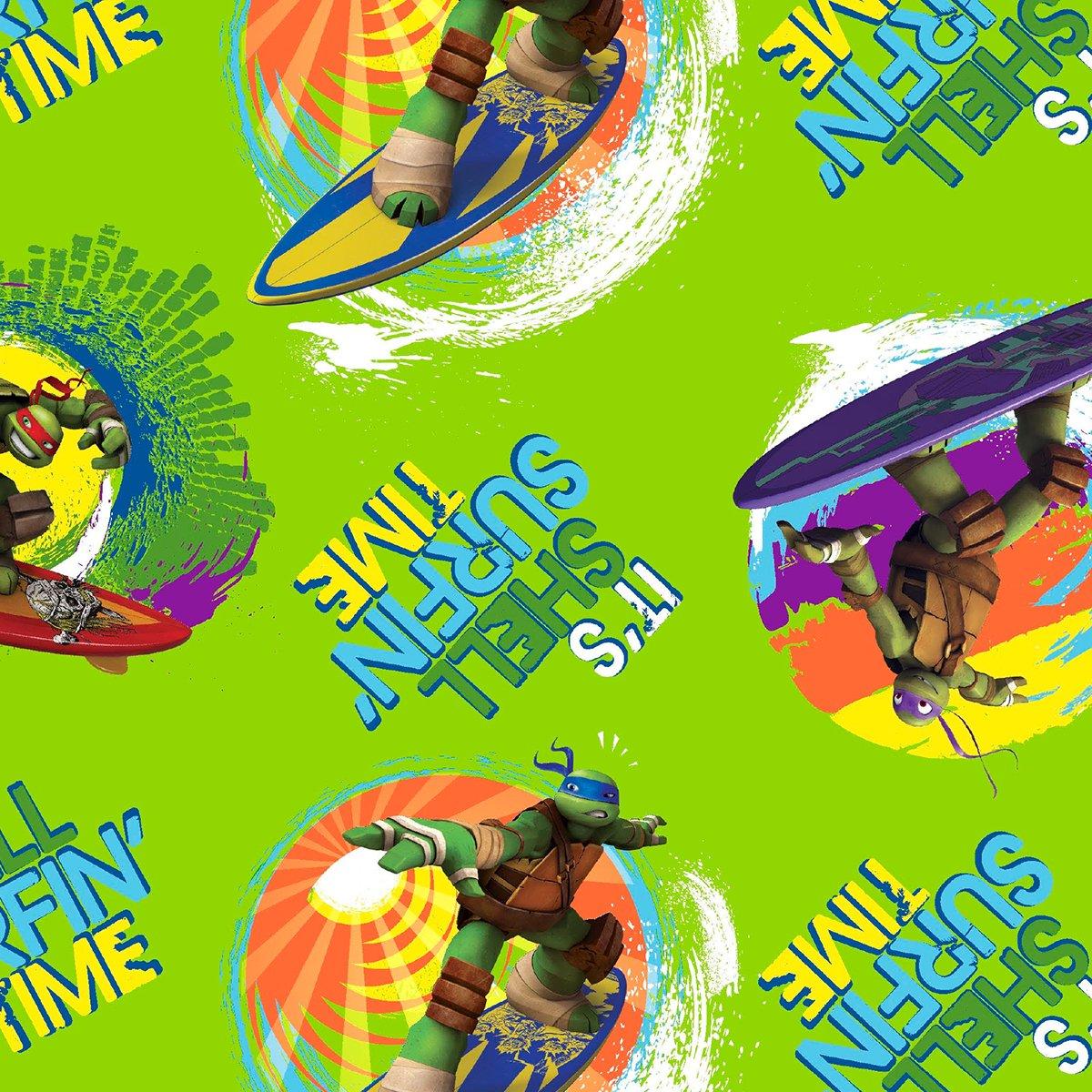 Teenage Mutant Ninja Turtles  Shell Surfin' Time