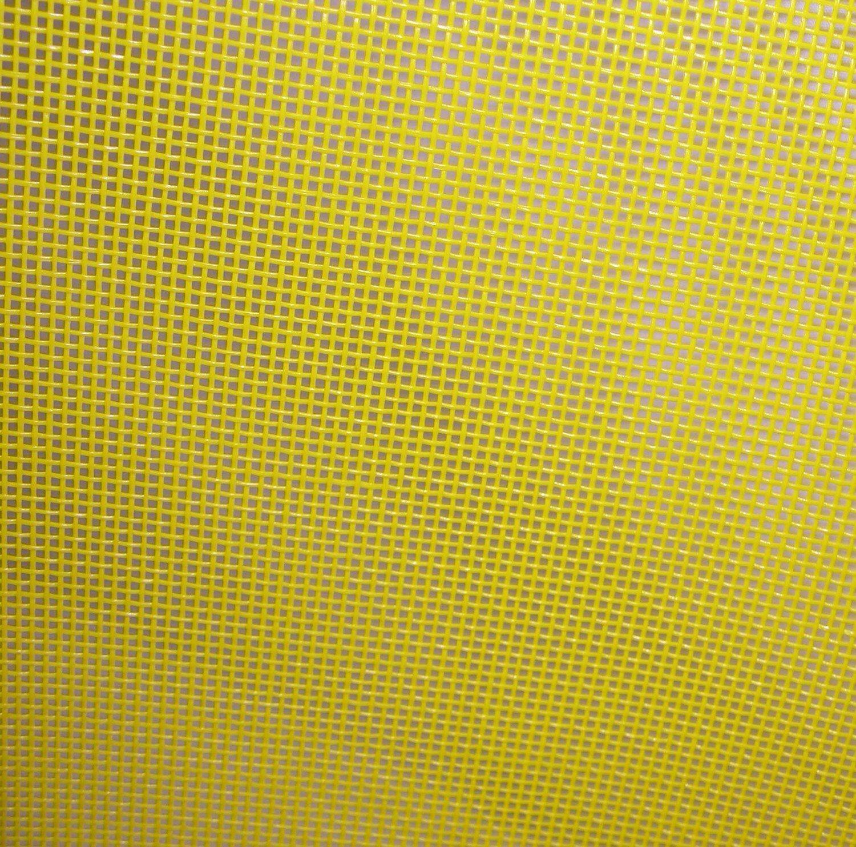 Vinyl Mesh - Yellow