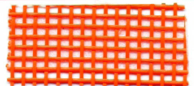 Vinyl Mesh - Orange