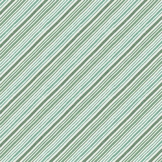 2017 Quilt Minnesota Diagonal Stripe - Olive