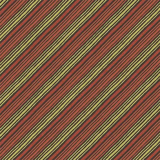 2017 Quilt Minnesota Diagonal Stripe - Multi Color