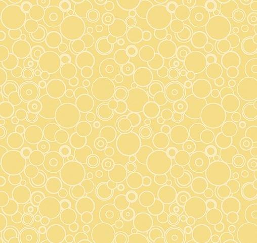 Lilyanne - Yellow Circles