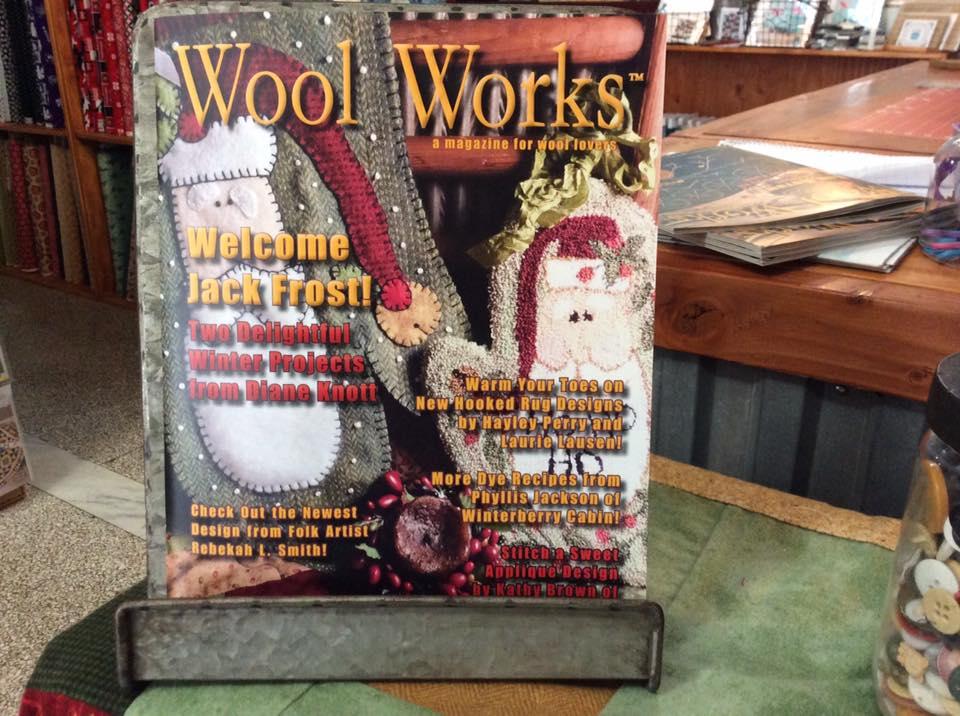 Wool Works Magazine Winter 2017