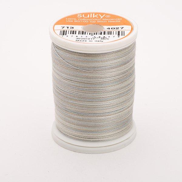 Sulky 12wt - Silver Slate