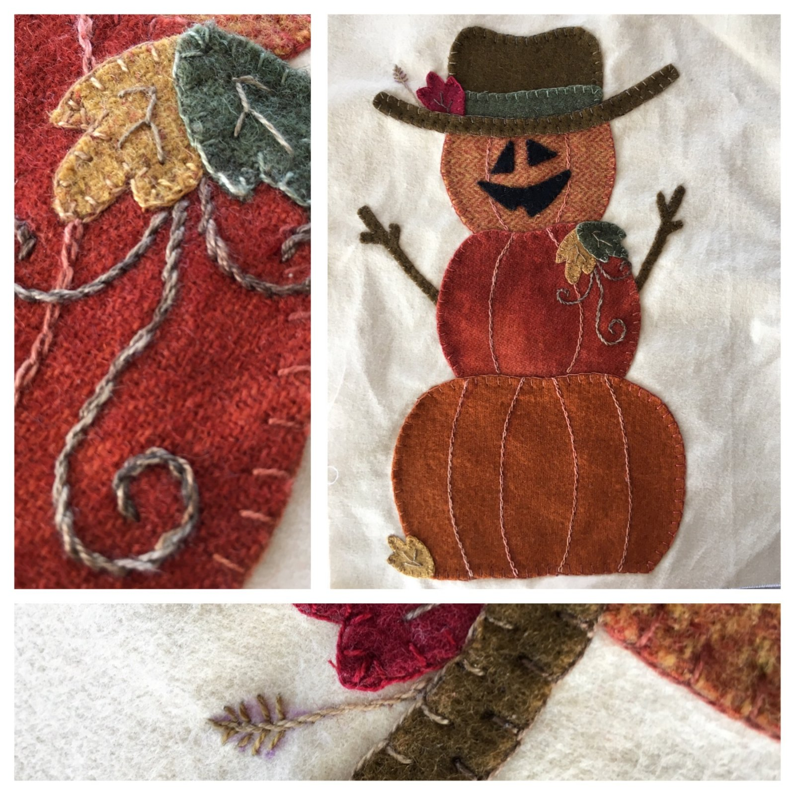 Welcome to the Pumpkin Patch Pattern #2