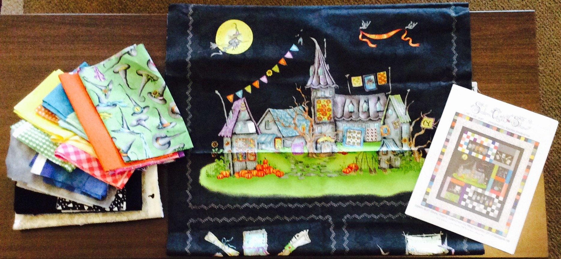 Salem Quilt Show Kit