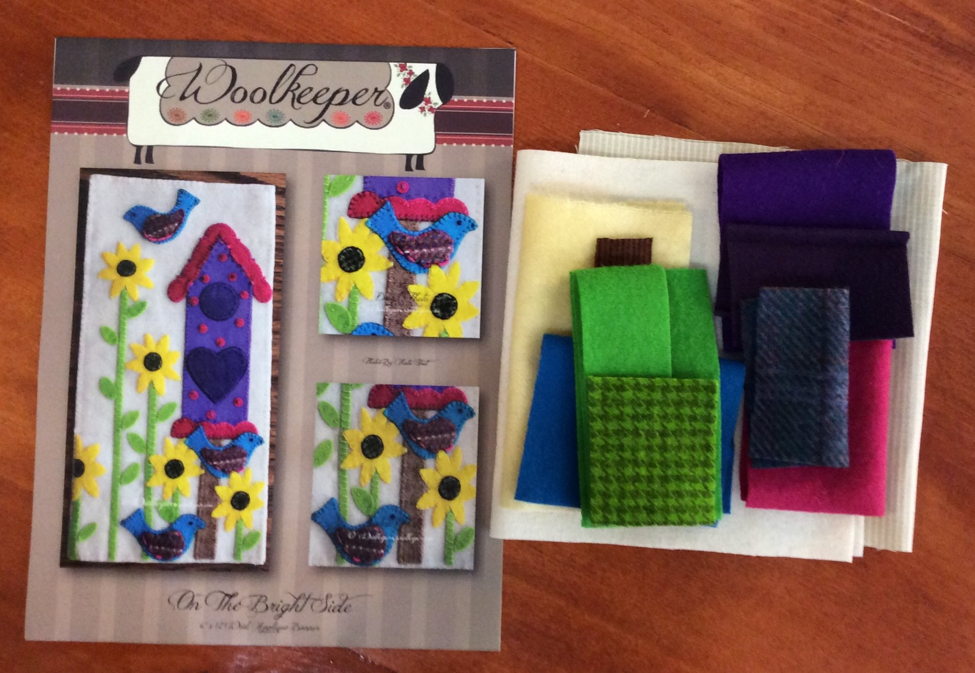 On the Bright Side Wool Kit by Woolkeeper