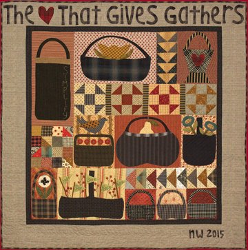 The Gathering Baskets