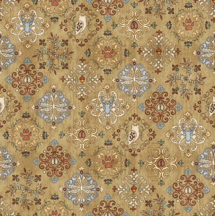 Woodland Spirit Tan Design