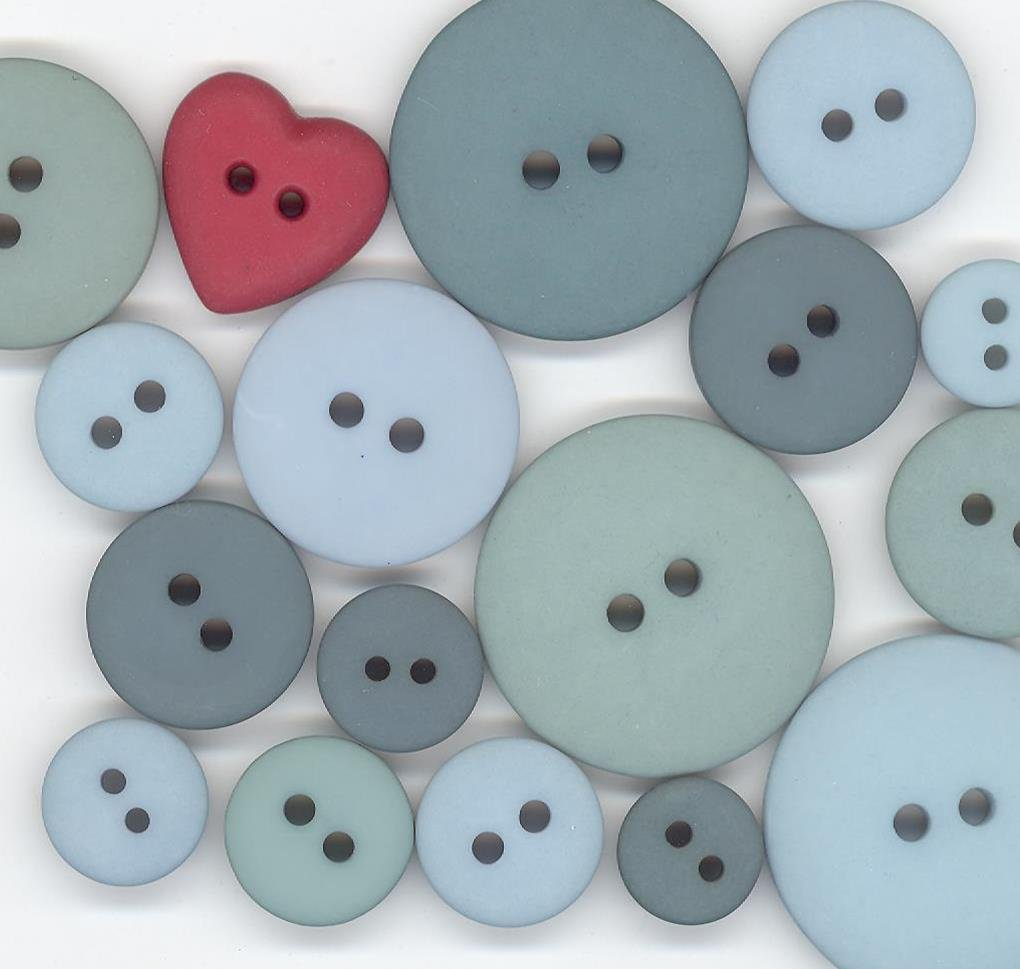 3018-MM Micro Mini Shades of Turquoise