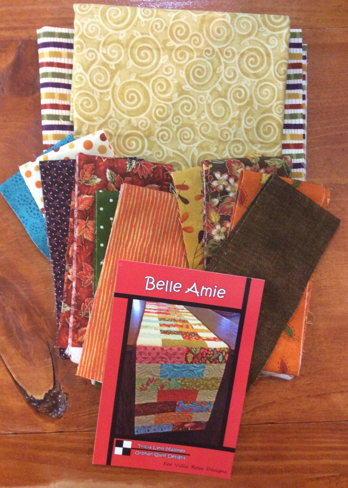 Belle Amie Tablerunner kit