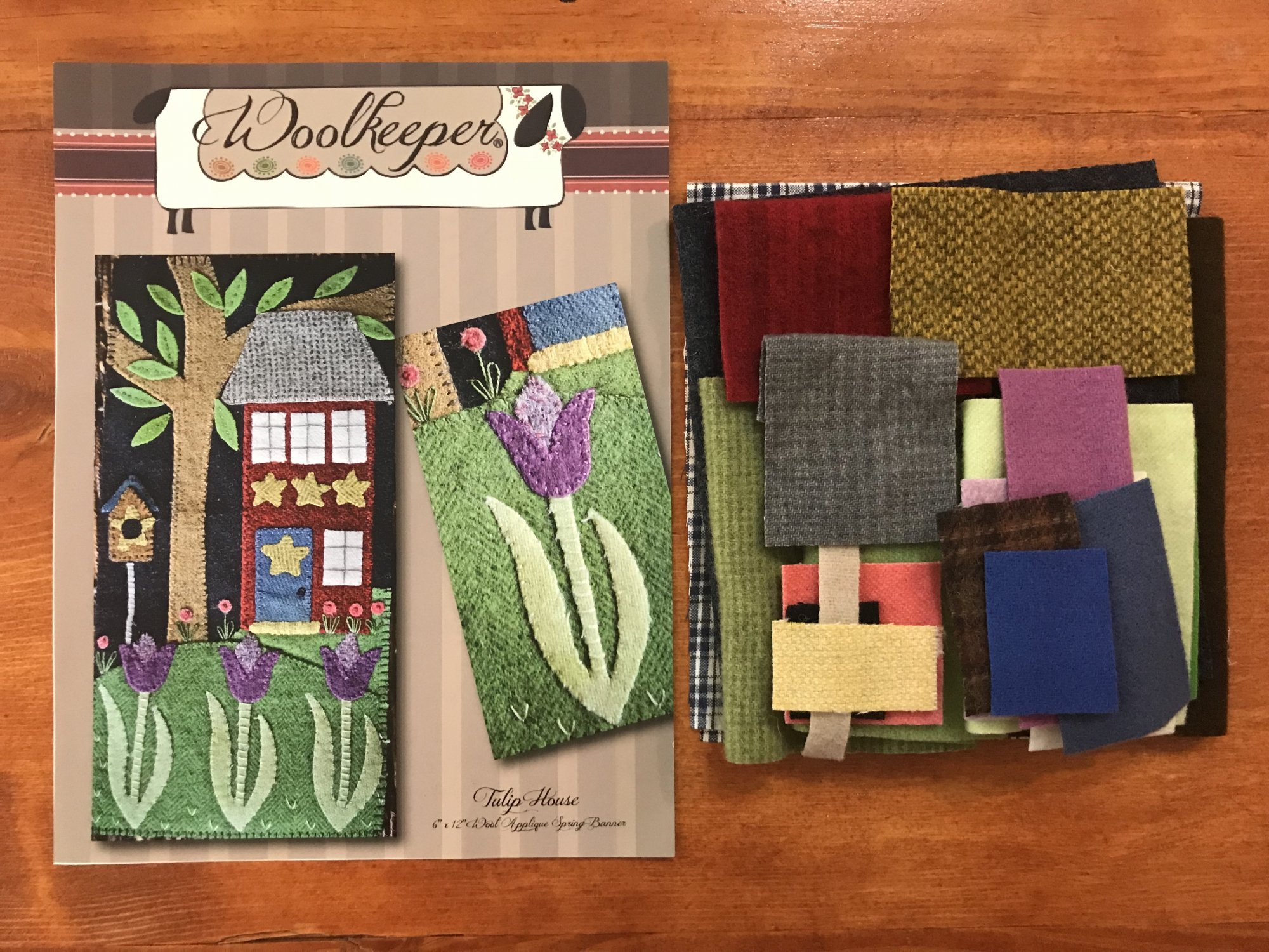 Tulip House Kit