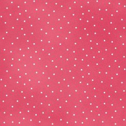 Beautiful Basics 8119 P2 Rose Dots