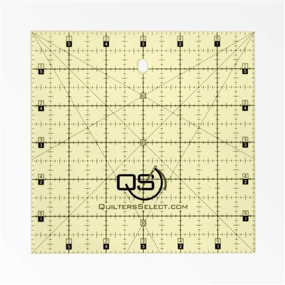 6 x 6  Ruler Quilters Select