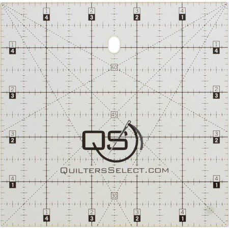 5 x 5 Ruler Quilters Select