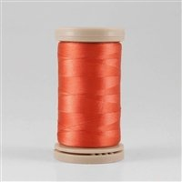 Perfect Cotton Dark Coral 80wt thread Quilters Select