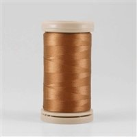 Perfect Cotton Harvest Brown 80wt thread Quilters Select