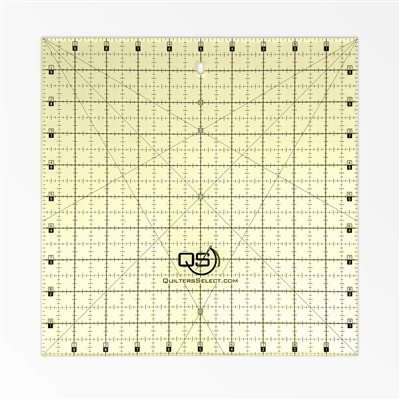 10 x 10 Ruler Quilters Select