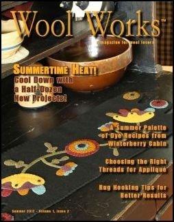 Wool Works magazine Summer 2017