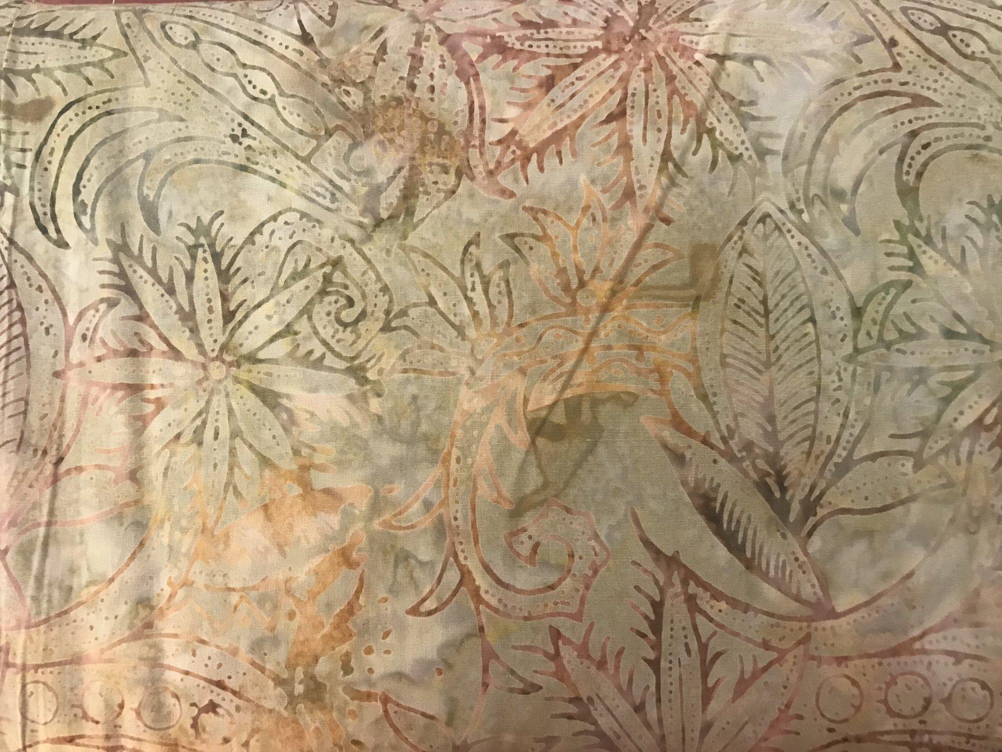 B5040 Jute Batik