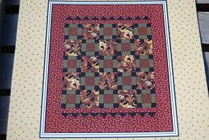 Merry Halloween - Thimbleberries - Quilt pattern