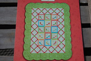 Objects of Desire - Pieces from my heart - Quilt pattern