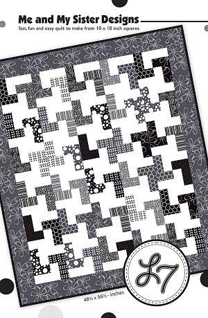L7 quilt pattern