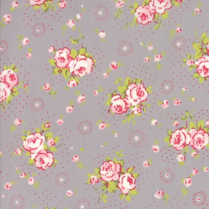 Fleurs Pebble Moda 18631-16