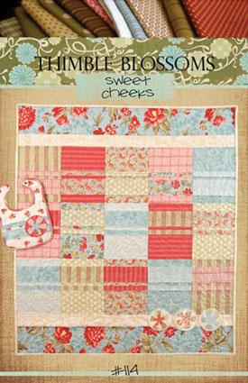 Sweet Cheeks - Thimble Blossoms