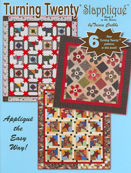 Slappique - Friendfolks - Quilt fabric book