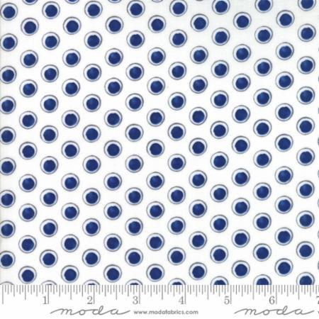 Harmony White Sky 5695 25 Sweetwater Moda