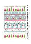 Merry and Bright Stripe Multi 6902-99