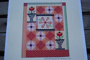 Dots & Pots - Quilt Soup - Quilt fabric pattern