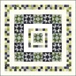 Authentic Star quilt kit