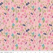 In the Meadow Flower Field Pink C7991-Pink