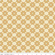 In the Meadow Lattice Yellow C7992-Yellow