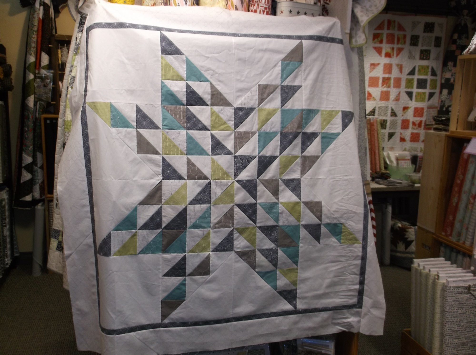 Thrive Piece N Quilt