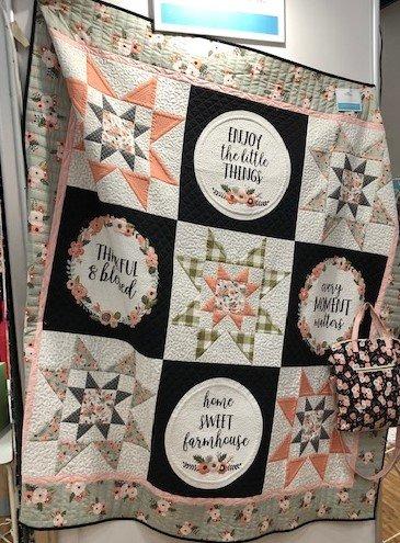 Modern Farmhouse Quilt Kit Riley Blake