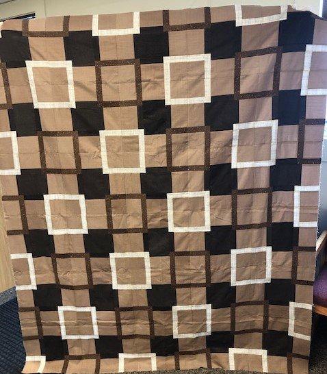 Gather Round Farmhouse Flannels quilt kit