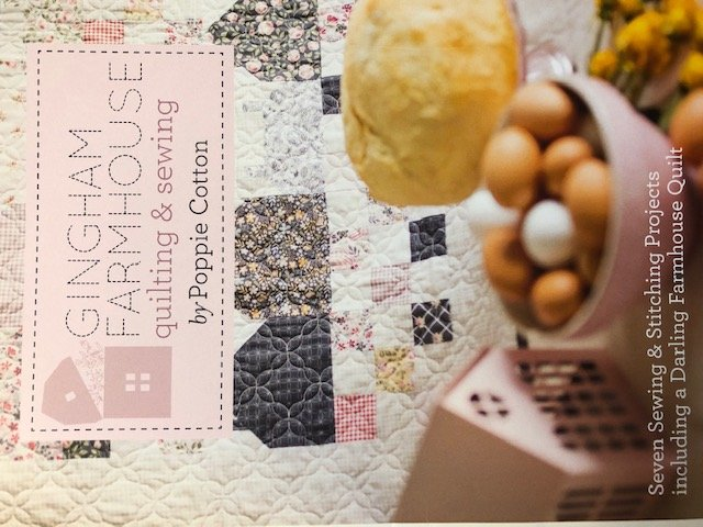 Gingham Farmhouse Booklet by Poppie Cotton