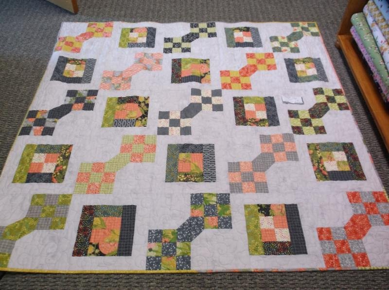 Jingle Rock quilt kit Dandi Annie