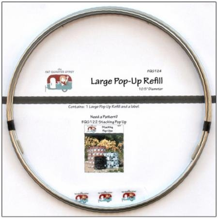 Large Pop Up Refill 10.5  FQG 124