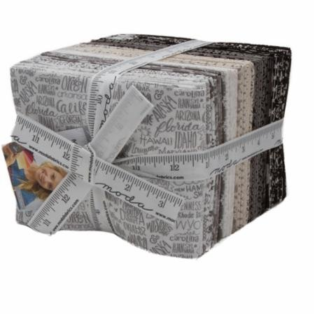 Metropolis AB bundle 30560AB fat quarter